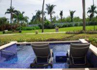 catalonia royal bavaro - privileged deluxe junior suite swimming pool1